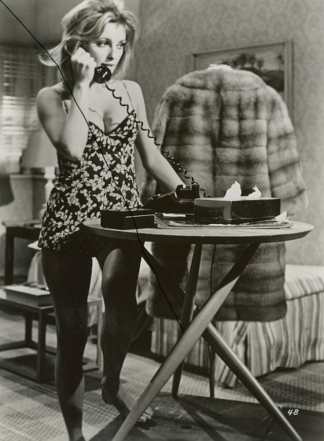 画像: 「哀愁の花びら」のシャロン・テート/©20th Century-Fox/A Robson-David Weisbart Production Panavision
