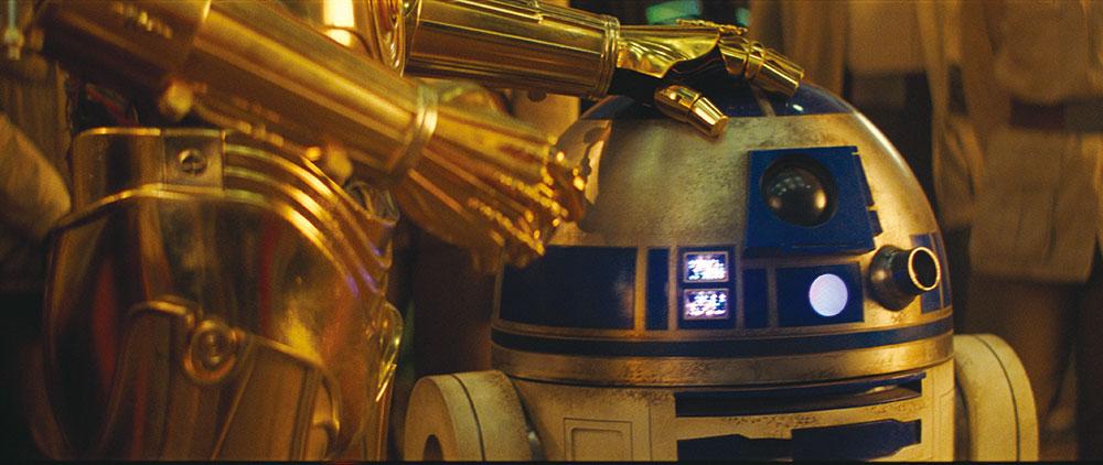 画像: ルークやレイたちと共に戦いを続けてきたアストロメク・ドロイド R2-D2
