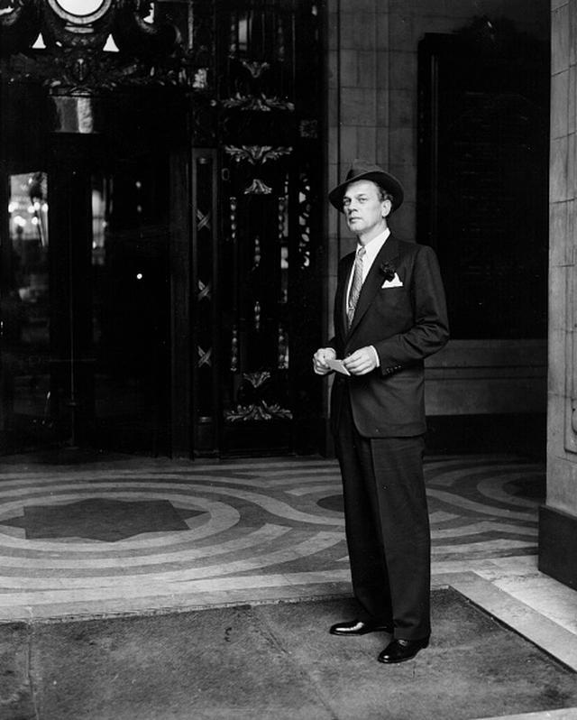 画像: 「山羊座のもとに」(49)のジョセフ・コットン(Photo by Hulton Archive/Getty Images)