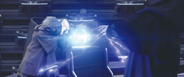 画像: ▶︎パルパティーンことダース・シディアスは最終的にヨーダと対決(写真はエピソード3)