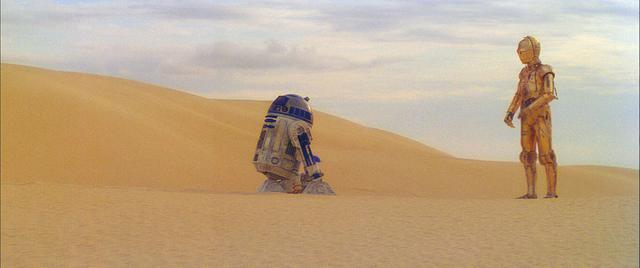 画像: C-3POとR2-D2 のコンビはある日本映画がヒントにあった Photo by Getty Images