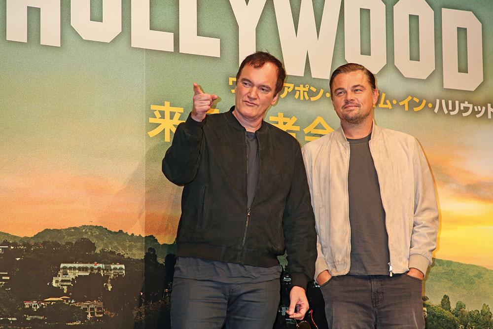 画像: レオとタランティーノの映画愛にあふれたコメントにファンも大喜び