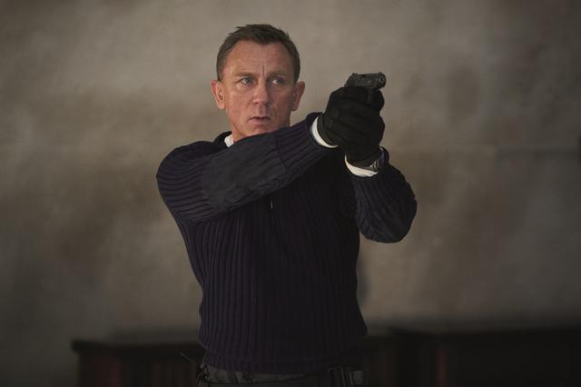 画像: シリーズ最新作「007/ノー・タイム・トゥ・ダイ」