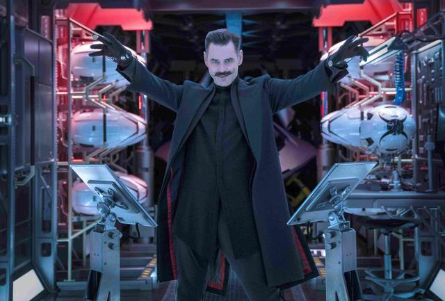 画像2: ソニックがついに出会った相棒と ドクター・ロボトニックに立ち向かう!