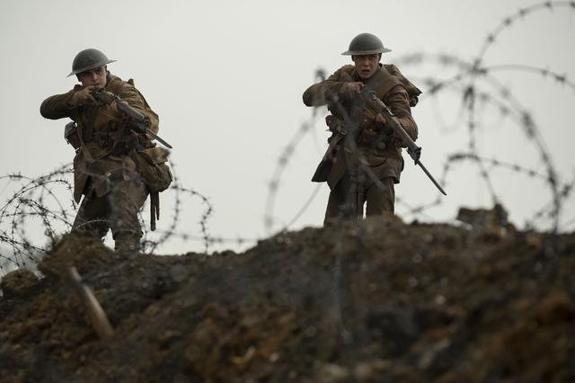 画像: 「1917 命をかけた伝令」