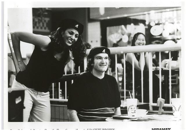 画像: 「ジャッキー・ブラウン」では憧れの女優パム・グリアを主人公に起用
