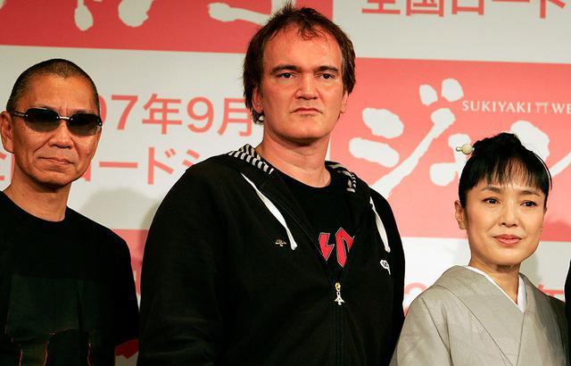 画像: 2007年6月 東京・帝国ホテル 役者として参加した三池崇史監督の「スキヤキ・ ウェスタン・ジャンゴ」プロモーションにて Photo by Koji Watanabe/Getty Images