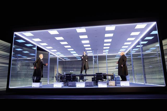 「リーマントリロジー 舞台」の画像検索結果