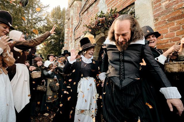 画像3: 文豪シェイクスピア断筆の理由に迫る感動映画の予告が完成