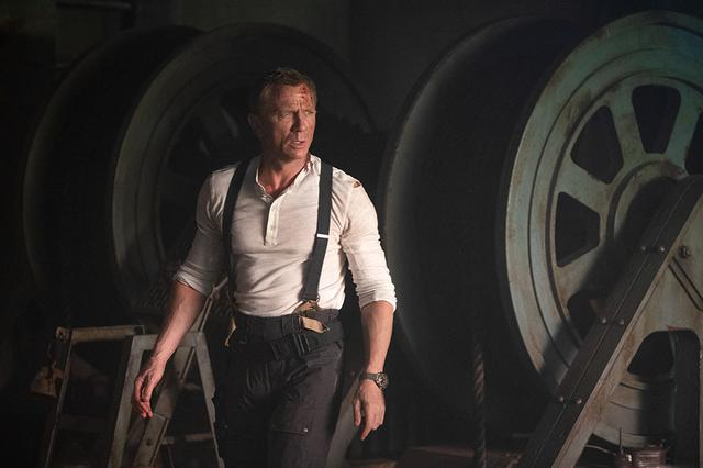 画像: 007/ノー・タイム・トゥ・ダイ 2020年4月10日公開