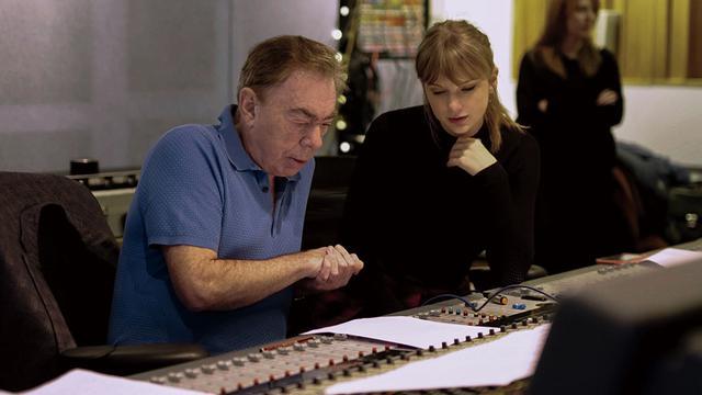 画像: 歌姫テイラー・スウィフトが本作のため アンドリュー・ロイド・ウェバーと新曲を共同製作!