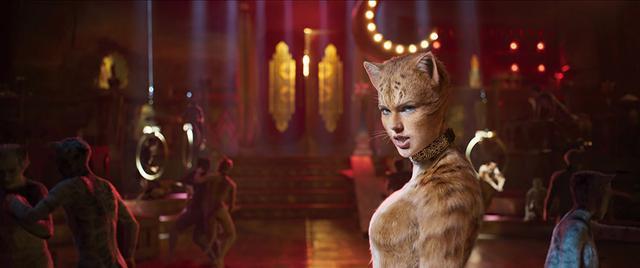 画像: セクシーな猫ボンバルリーナ役として出演もするテイラー・スウィフト
