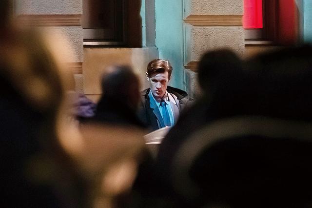 画像: 『モービウス(原題)』撮影現場のマット・スミス Photo by Carla Speight/Getty Images