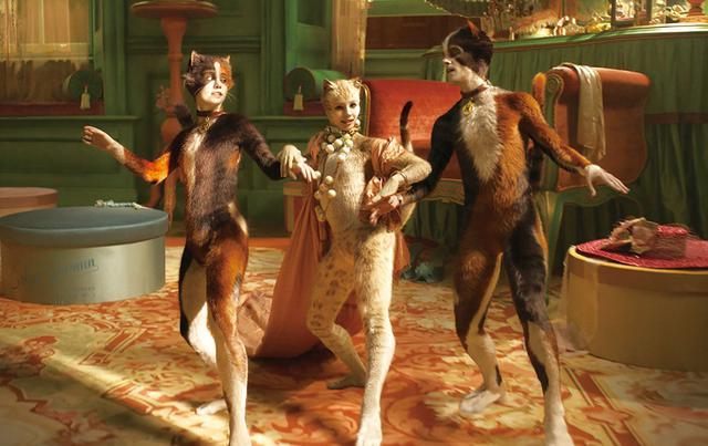 画像: 歌、ダンス、そして俳優たちの表情の細部まで捉えられているのが映画版の魅力