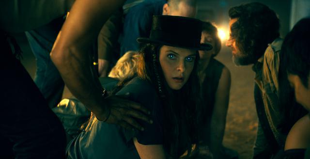 画像: ローズ・ザ・ハットを演じたレベッカ・ファーガソン