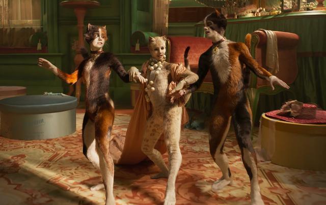 画像1: トム監督「新参者のキャラクターをメインにすれば、観客もキャッツの世界に自然に入り込めると思った」
