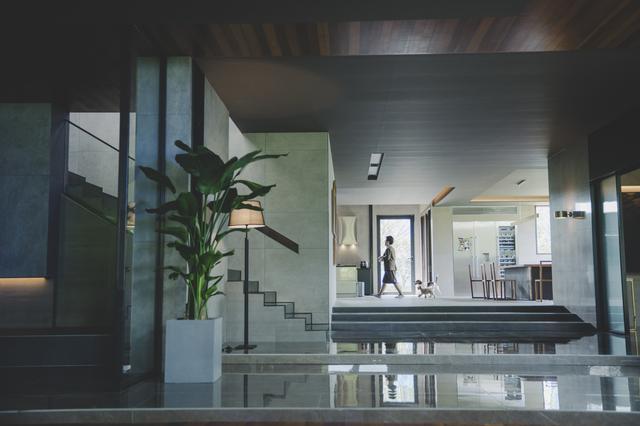 画像: T企業社長のパク家が暮らす高台の豪邸