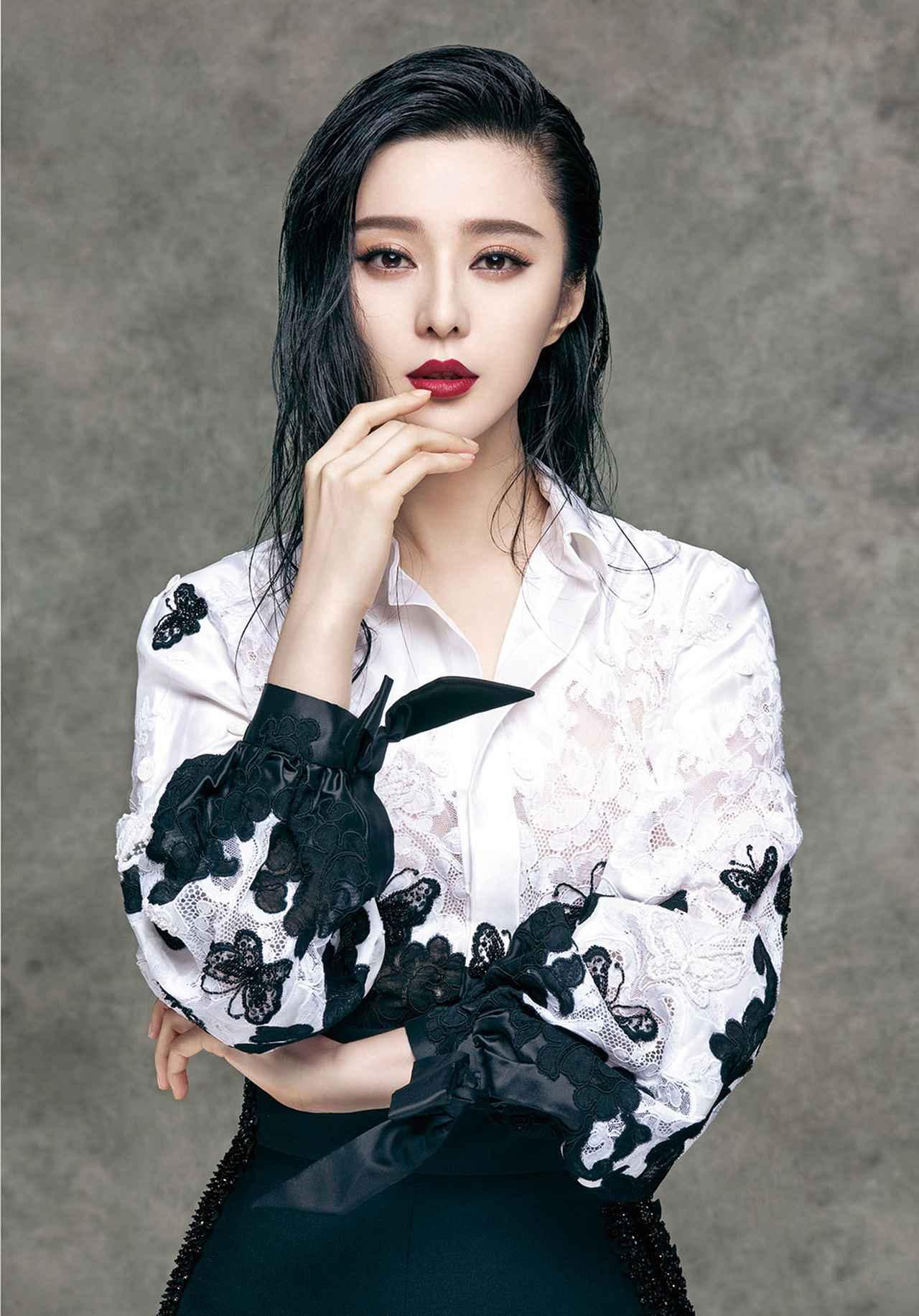 画像: 中国を代表する国際女優 ファン・ビンビン