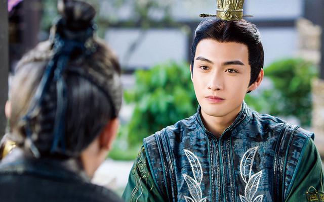 画像: 2つの顔を持つツンデレ王子 陳煜/蓮衣客(ちえいく/れんいかく)チャン・ビンビン