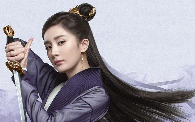 画像: 「扶揺~伝説の皇后~」のヤン・ミー