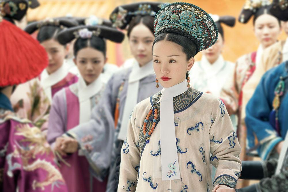 画像: 見どころ02: 中国を代表する実力派女優ジョウ・シュン