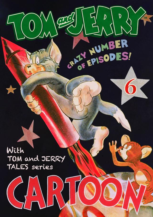 画像6: 2020年はネズミ年にして「トムとジェリー」生誕80周年!コラボ商品×イベント続々決定!