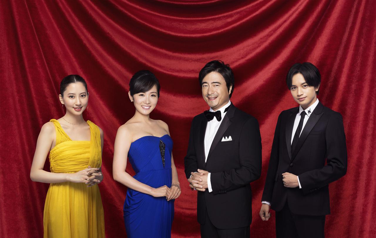 画像: 第92回アカデミー賞授賞式を案内してくれる河北麻友子さん、高島彩さん、ジョン・カビラさん、中島健人さん
