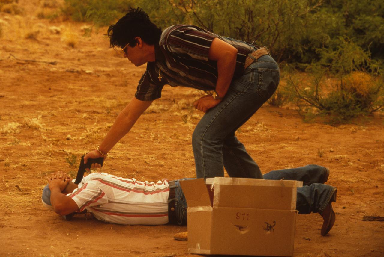 画像: ベニチオ・デル・トロは本作でアカデミー賞助演男優賞を受賞