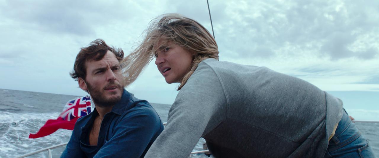 """画像1: 実話を基にした壮絶な漂流映画が""""4/10=ヨットの日""""に公開決定"""