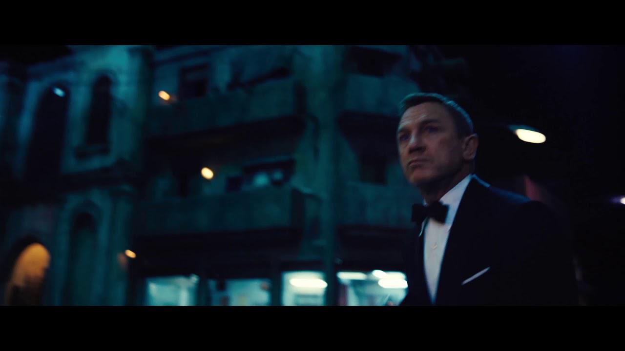 画像: 『007/ノー・タイム・トゥ・ダイ』30秒最新映像 youtu.be