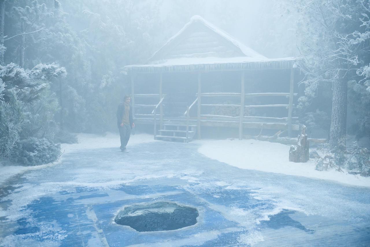 画像: 4DXの醍醐味を感じられる極寒地獄のシーン