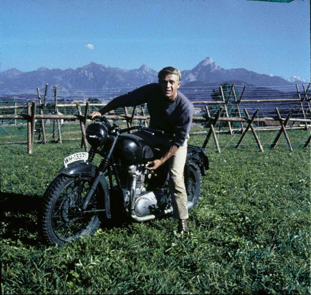 画像: © 1963 METRO-GOLDWYN-MAYER STUDIOS INC. AND JOHN STURGES. All Rights Reserved