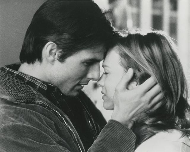 画像: トム・クルーズの恋人役に大抜擢された キャリア初期の「ザ・エージェント」