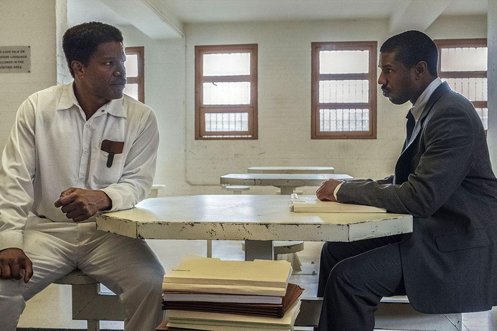 画像: 「黒い司法 0%からの奇跡」 © 2020 Warner Bros. Ent. All Rights Reserved