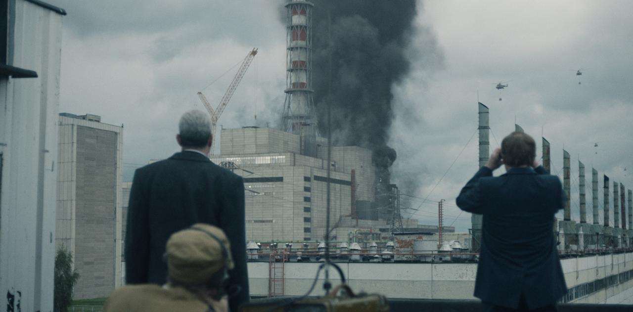 画像1: <チェルノブイリ原発事故>に基づいてリアルに描かれた緊迫の5時間