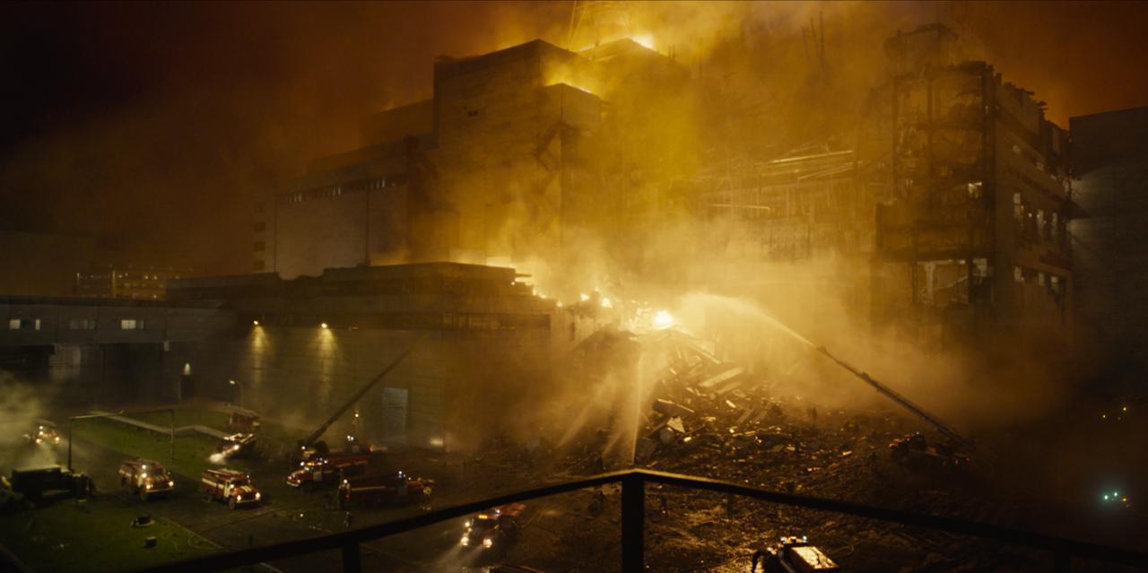 画像2: <チェルノブイリ原発事故>に基づいてリアルに描かれた緊迫の5時間