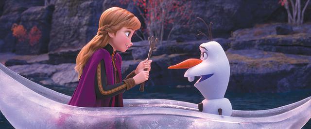 画像: 「アナと雪の女王 2」公開中/ウォルト・ディズニー・ジャパン 配給 © 2019 Disney. All Rights Reserved.