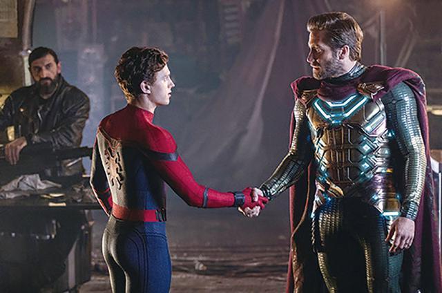 画像: 第15位 スパイダーマン:ファー・フロム・ホーム