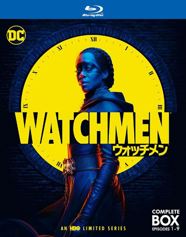 画像: WATCHMEN and all related characters and elements are trademarks of and © DC. © 2020 Warner Bros. Entertainment Inc. © 2020 Home Box Office, Inc. ※