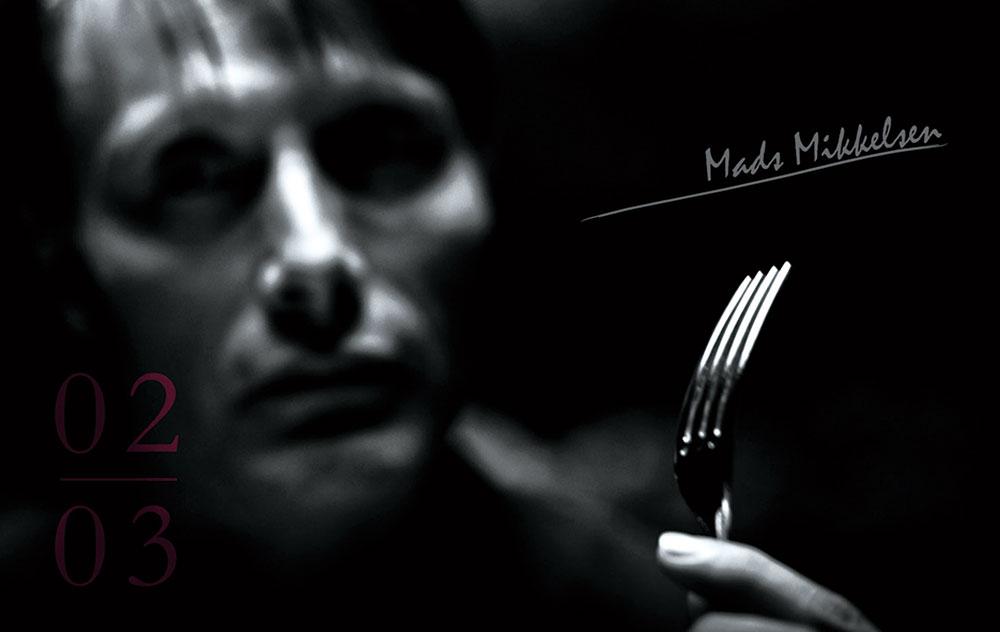 画像1: 「ハンニバル」で堪能するマッツ・ミケルセンのエレガントな味わい