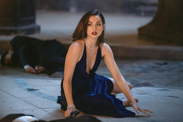 画像: 新登場パロマを演じるのはアナ・デ・アルマス