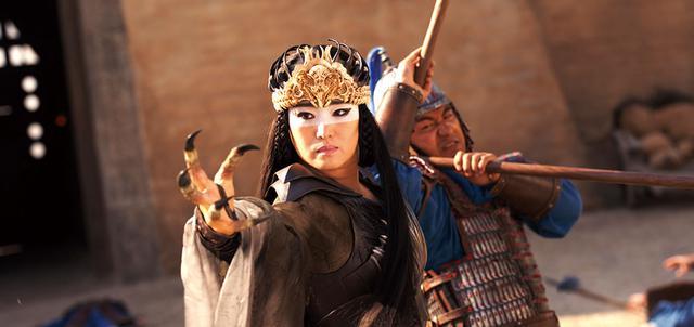 画像: コン・リー演じる魔女は映画オリジナルのキャラクター