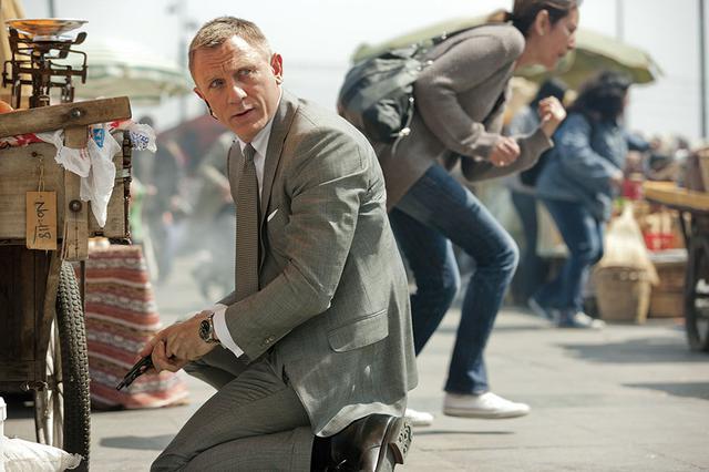 画像: 03: 「007 スカイフォール」(2012)
