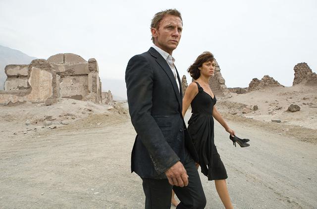 画像: 02: 「007 慰めの報酬」(2008)