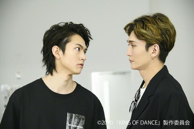 画像: (左)和田雅成(三浦海斗役)、(右)丘山晴己(真城博一役)