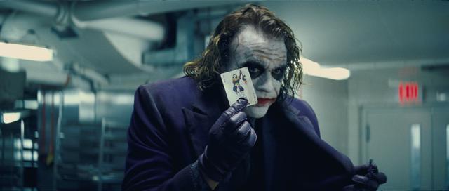 画像: ジョーカー曰く『俺はカオスの使者なのさ』 © 2008 Warner Bros. Ent. All Rights Reserved