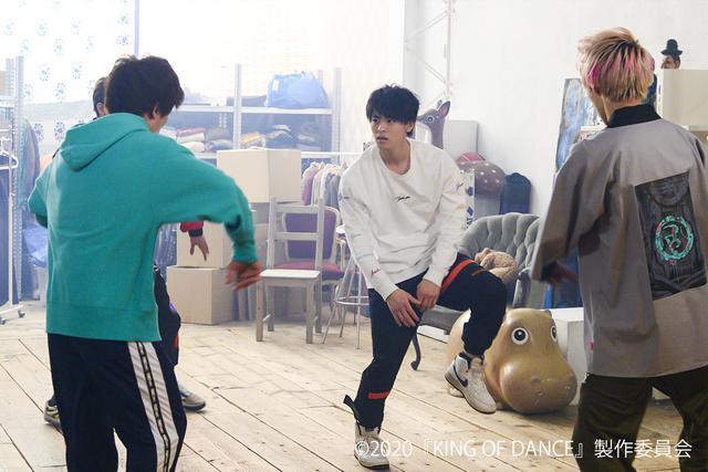 画像1: 高野洸主演ドラマ『KING OF DANCE』インタビュー