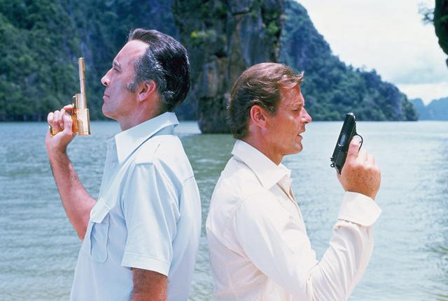 画像: 第21位「007/黄金銃を持つ男」