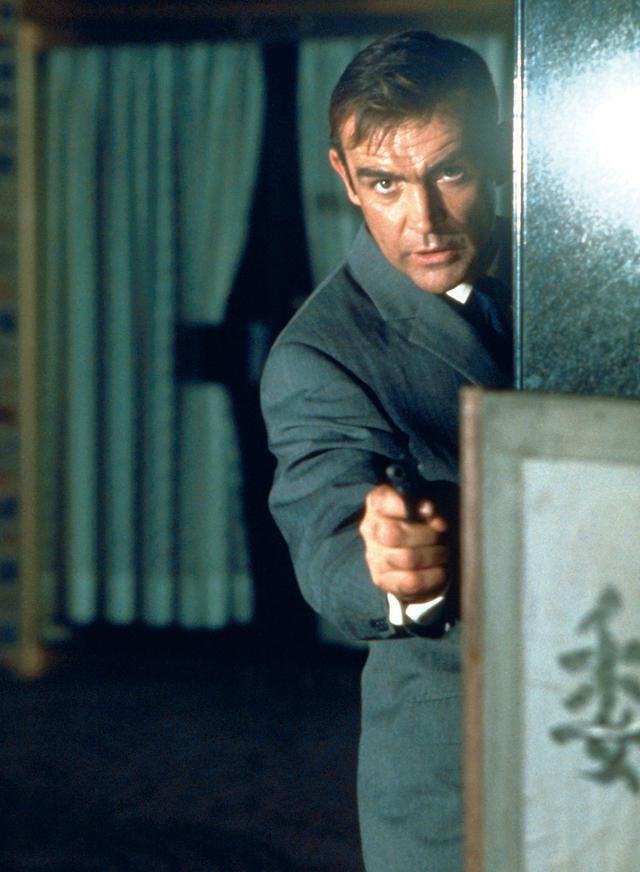 画像: 「007は二度死ぬ」より