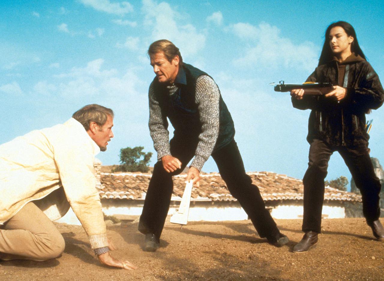 画像: 第15位「007/ユア・アイズ・オンリー」